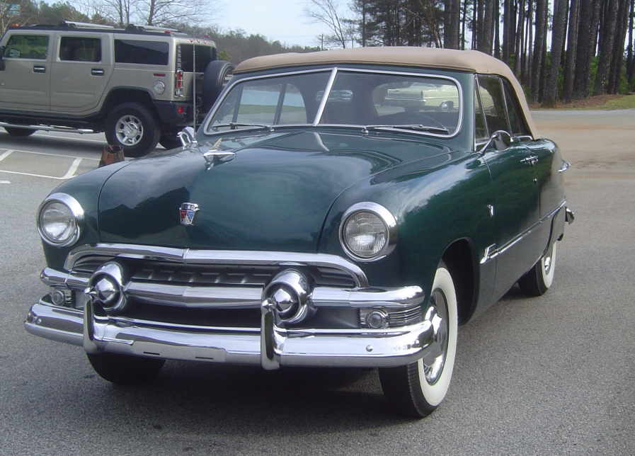 Classic and antique cars collection: USED ANTIQUE CAR