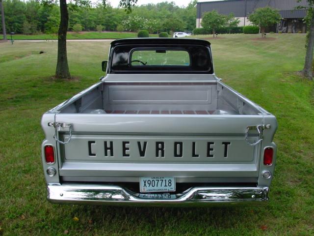 66 Chevrolet C 10 Truck